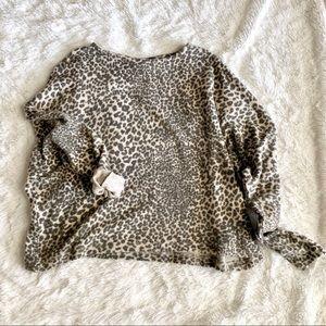 H&M Loose Batwing Sweater